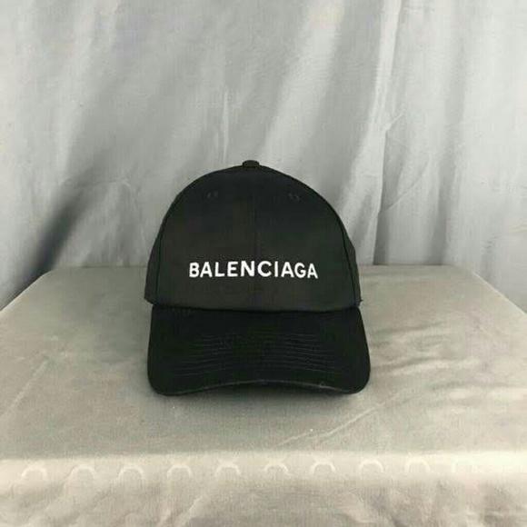 e75e08820480f Balenciaga Accessories - Balenciaga Adjustable Dad Hat Baseball Cap